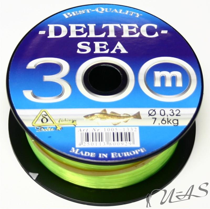 Delta Fishing Qualitäts Angel Schnur Monofile Schnur Carp 0,32 //300M Sha
