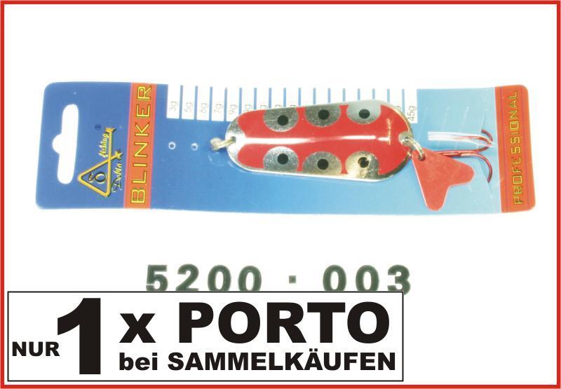 Delta Fishing Qualitäts Octopus Blinker Leuchtgrün 9CM 20G 5101-021 Sha